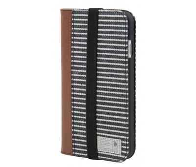 Hex Icon Wallet for iPhone 7 Plus - Fleet Stripe