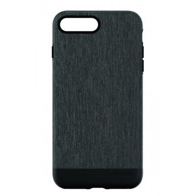 Incase Textured Snap for iPhone 7 - Heather Black