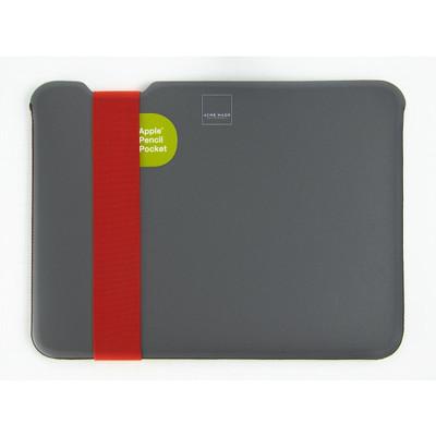 Acme Made Skinny Sleeve for iPad Pro 12.9 - Grey / Poppy Orange