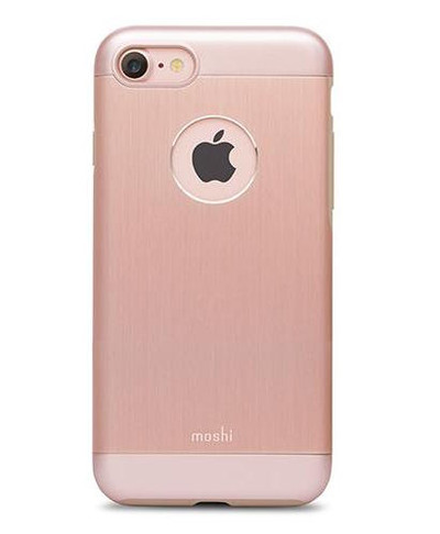 Moshi Armour for iPhone 7 Plus - Rose Gold