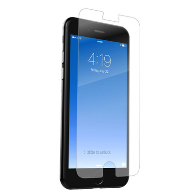 Zagg Invisibleshield Glass Defense Screen Protectors for iPhone 7 / 6S / 6 Case Friendly - Clear