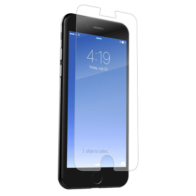 Zagg Invisibleshield Saphire Glass Defense Screen Protector for iPhone 7 / 6S / 6 Case Friendly