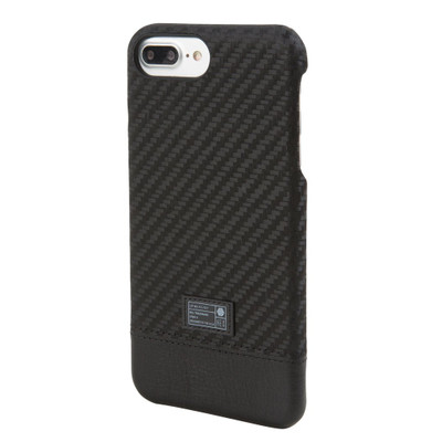 Hex Focus Case for iPhone 7 Plus - Black Carbon Fiber