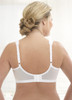 Glamorise Magic-Lift Full-Figure Wirefree Support Bra - Back View