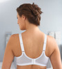 Glamorise Magic-Lift Convertible & Dual Adjustment Straps Bra - Back View 2