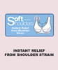 Glamorise Soft Shoulders - Instant relief from shoulder strain!