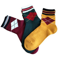 Lovely Annie Women's 3 or 4 Pairs Pack Cotton Socks Size 7-9