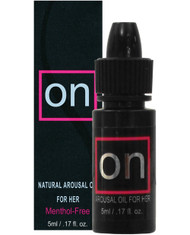 ON Natural Arousal Oil For Her - Original 5 ml