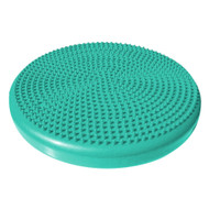Sivan Health and Fitness 35cm Air Cushion for Balance and Stability Training with pump (Teal)