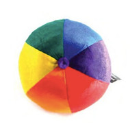 Comfy Full Rainbow Plush Ball (9 Inches) - LGBT Gifts - Lesbian and Gay Gift