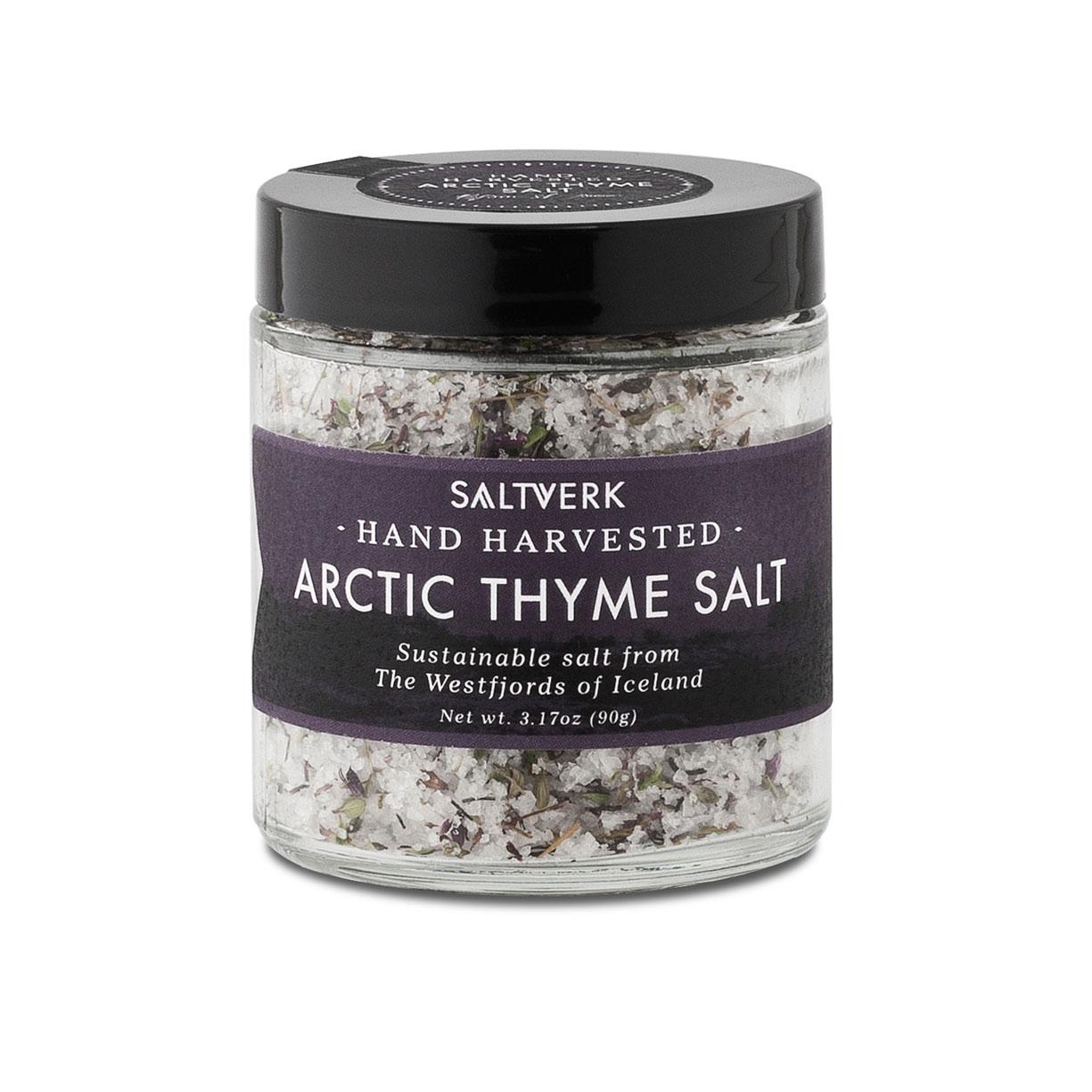 Arctic Thyme Salt Jar