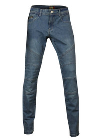 Clove Slim Faded Blue Stretch Denim Long and Tall Jeans Size12 14 16 18 20 22 24