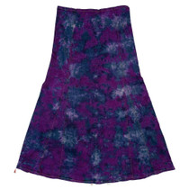 Womens Aegean Blue Short Skirt Length 28 Inch