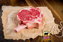 Certified Angus Beef ® Bone-In Ribeye Steak