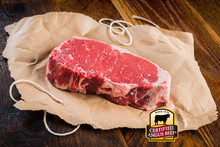 Certified Angus Beef ® Boneless Strip Steak