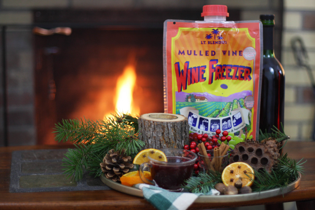 Mulled Wine in a Bag