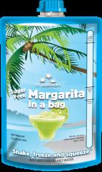 All-Natural Sugar-Free Margarita in a Bag