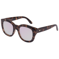 Le Specs Women's Runaways Sunglasses in Volcanic Tort/Diamond Revo
