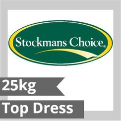 Stockmans Choice 25 kg Top Dress