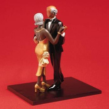 A scene from RSVP Figurine - Annie Lee