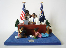 The Oval Office Figurine - Annie Lee