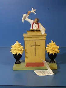 "EB-Body Says ""Amen"" Scene 2 Figurine"
