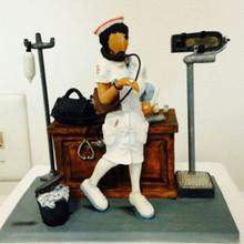 Caren Comfort RN Figurine Limited Edition