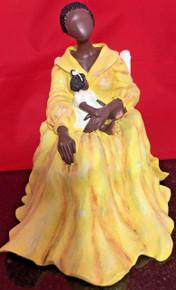 Cultured Pearls Figurine