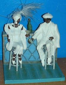 White Tie Only Figurine Scene 1