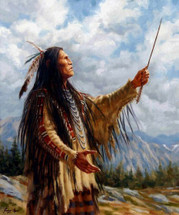 Prayer to the Great Spirit