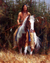 Oglala of the Black Hills