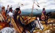 Grandeur of Land and Men