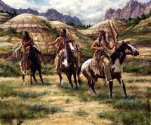 Warriors of the Badlands