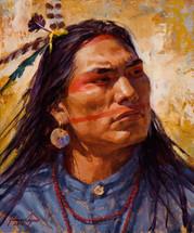 Cheyenne-War-Paint-Cheyenne-Warrior-James-Ayers