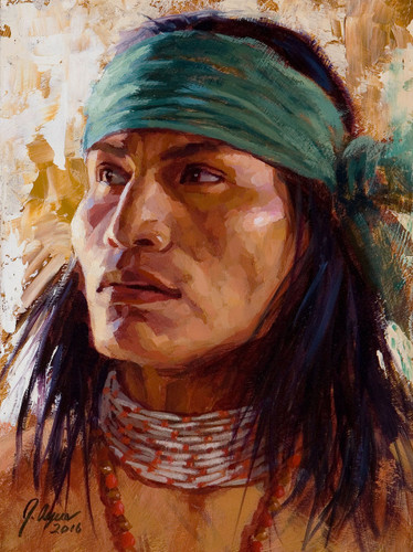 undaunted-apache-warrior-painting-james-ayers