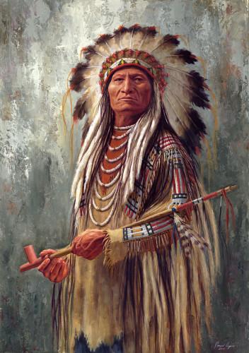 Tatanka Iyotake – Sitting Bull - Lakota