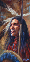 The Warrior's Gaze – Cheyenne