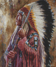 Undaunted Leader – Lakota