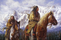 Warriors of the High Country - Ute