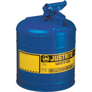 SEA206 Safety Cans (BLUE) 7.5 liters/2 US gal