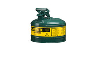SEA211 Safety Cans (GREEN) 9.5 liters/2.5 US gal