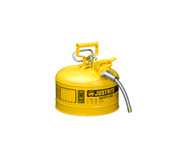 "SEA226 Safety Cans (YLW) 5/8"" hose9.5 liters"