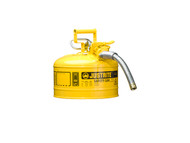 "SEA227 Safety Cans (YELLOW) 1"" hose9.5 liters"