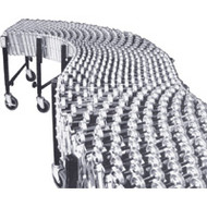 "MN857 Flexible/Expandable Skatewheel Conveyors 30""Wx16'L"