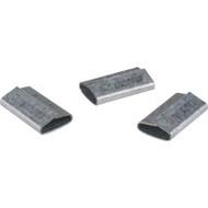 """PF418 Steel Seals 1/2"""" Closed 5000/box"""