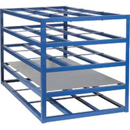 "RL923 Sheet Racks Horizontal103""Wx55""Dx48""H"