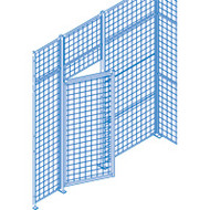 KH853 Partition DoorsStd Swing 3'Wx7'H