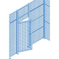 KH854 Partition DoorsStd Swing4'Wx7'H