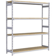"""RL999 Wide Span4 Levels 72""""Wx18""""Dx84""""H"""