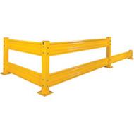 "SGR-KH826 Safety Guardrails 12""Hx108""L"